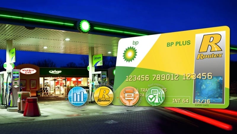 BP palivová karta